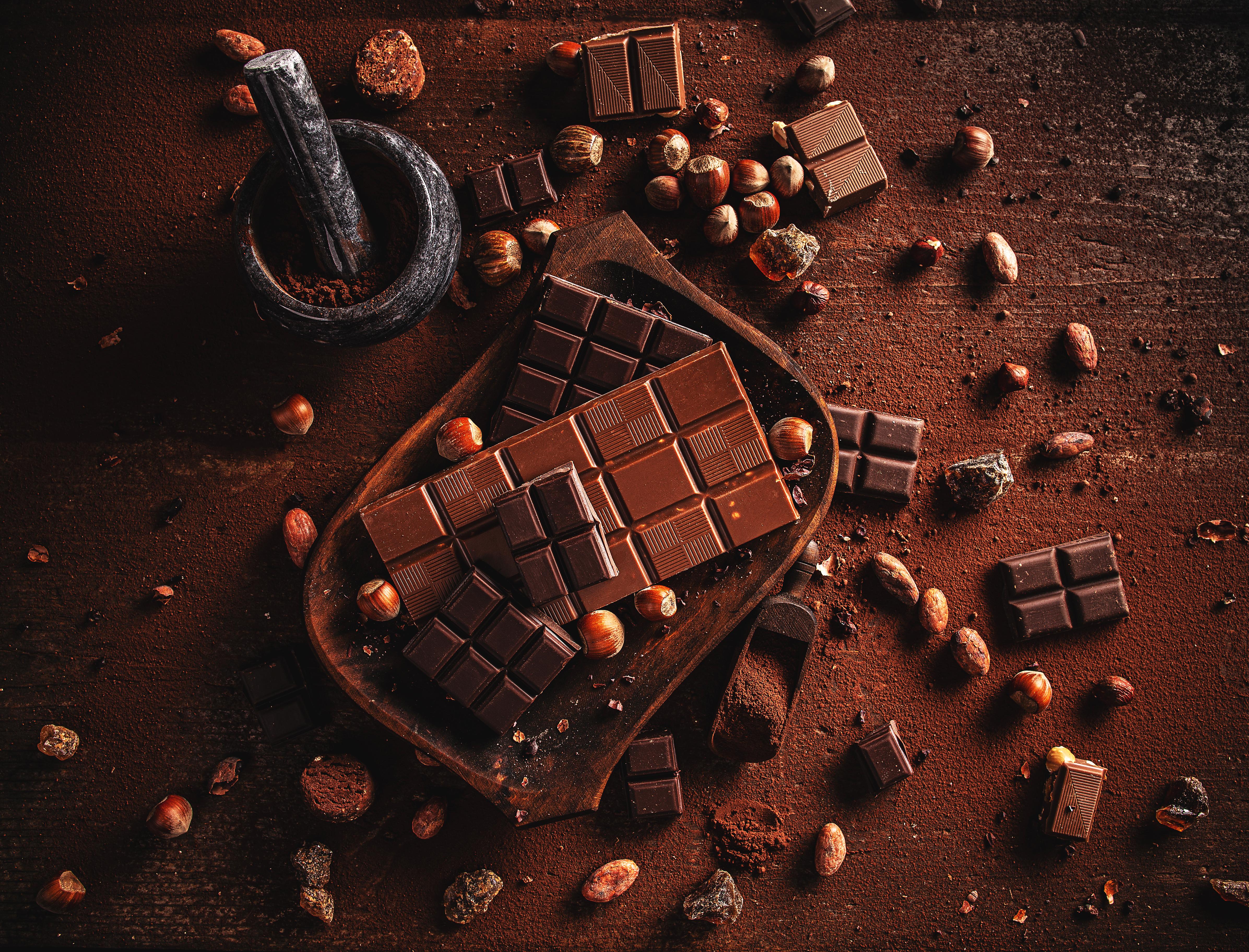 Cokelat compound dan couverture