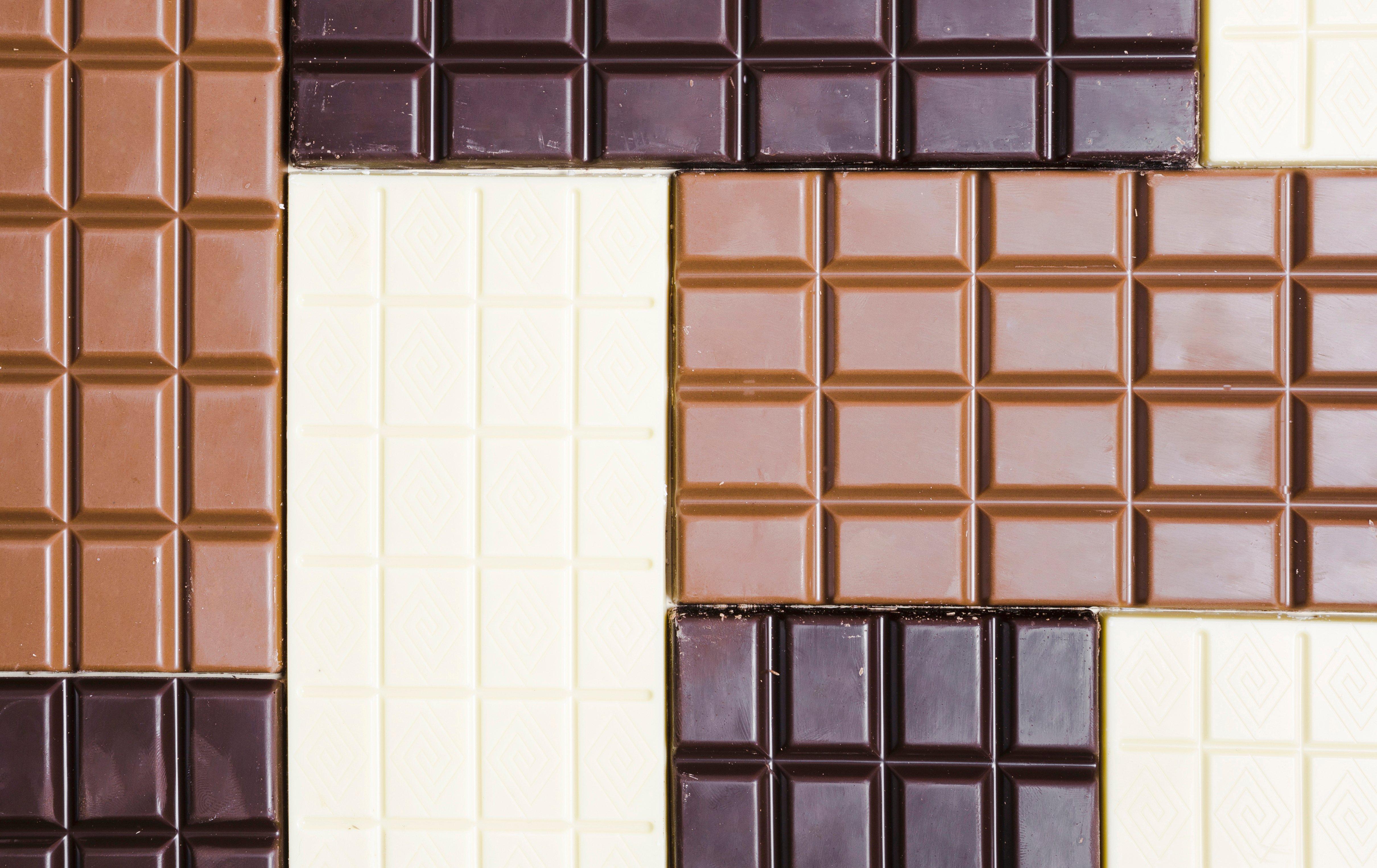 Macam-macam coklat